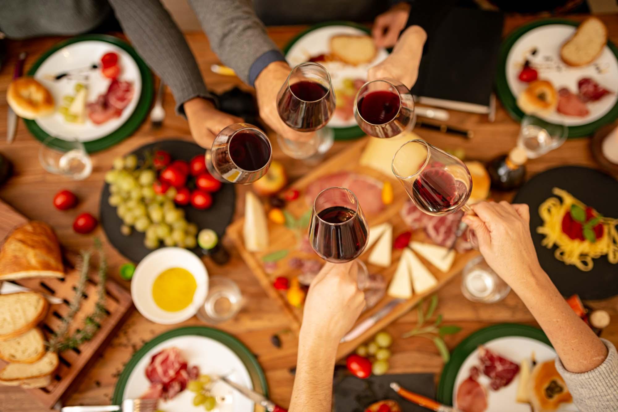Degustazioni Vino Cene Aziendali a Salerno